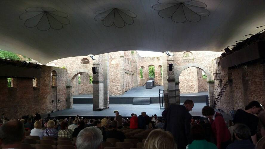 Theater in der Stiftsruine